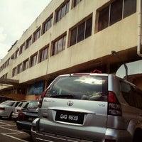 Photo taken at Wisma Hopoh by Firdaus G. on 7/28/2012