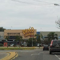 Photo taken at Dinosaurio Mall by Florencia B. on 9/9/2012