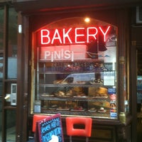 Photo taken at Pinisi Café & Bakery by Wilt S. on 12/25/2011