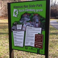 Photo taken at Alapocas Woods Park (Hiking Area) by Mark M. on 1/1/2012