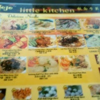 Photo taken at JoJo™ Little Kitchen by Lisha C. on 1/23/2011