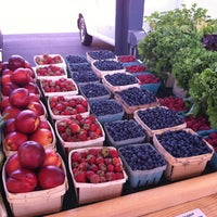 Photo taken at Fulton Street Farmer's Market by Carissa🌸 M. on 6/26/2012