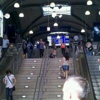 Photo taken at Mainz Hauptbahnhof by Christopher S. on 5/30/2012