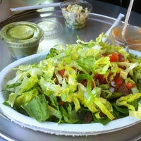 Photo taken at Chipotle Mexican Grill by Roland P. on 5/11/2012