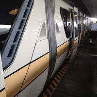 Photo taken at Monorail Gold by Robbie A. on 5/2/2012