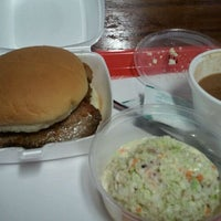 Photo taken at Cooper's Old Time Pit Bar-B-Que by Robert Dwight C. on 12/22/2011