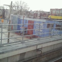 Photo taken at SEPTA MFL 46th Street Station by Bill D. on 2/12/2012