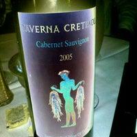 Photo taken at Taverna Cretekou by Jill H. on 9/22/2011