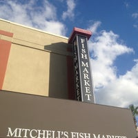 Photo taken at Mitchell's Fish Market by Matthew G. on 12/22/2011