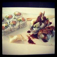 Photo taken at Okinawa- Sushi & Hibachi Steak House by LaToya B. on 3/30/2012