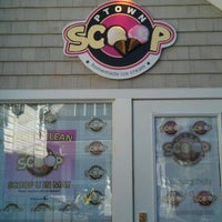 Photo taken at Ptown Scoop by Ptown S. on 10/17/2011
