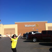 Photo taken at Walmart Supercenter by Elliott O. on 11/13/2011