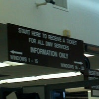 Photo taken at Department of Motor Vehicles by Davin B. on 10/11/2011