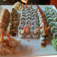 Photo taken at Blue Sushi Sake Grill by Nick L. on 10/24/2011