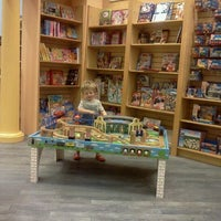 Photo taken at Barnes & Noble by Krista O. on 7/9/2011