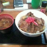 Photo taken at Gyudon Ayume Japanese Restaurant by Yopa V. on 12/17/2011