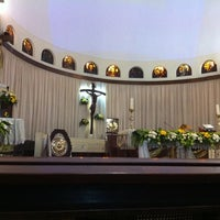 Photo taken at Gereja Santa Theresia by Stefanus W. on 1/8/2011