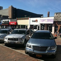 Photo taken at Marshall Street by Gyasi B. on 4/2/2011