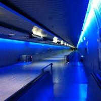 Photo taken at Frankfurt Airport (FRA) by Achim H. on 3/17/2011