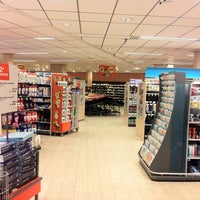 Photo taken at Albert Heijn by Marc R. on 9/1/2011