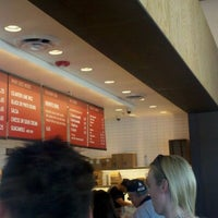 Photo taken at Chipotle Mexican Grill by Ripp C. on 9/26/2011