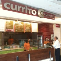 Photo taken at Currito :: Burritos without Borders by Geoff T. on 5/8/2011