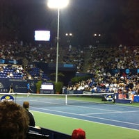 Photo taken at UCLA Los Angeles Tennis Center by Sean A. on 7/28/2011