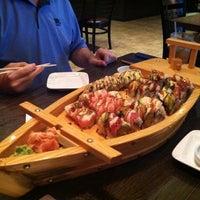 Photo taken at Samurai Sushi and Hibachi by Jeremy on 4/18/2011