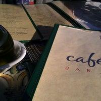 Photo taken at Cafe Med by Robelene M. on 11/23/2011