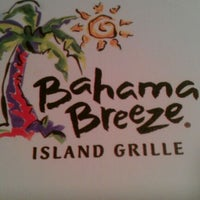 Photo taken at Bahama Breeze Island Grille by Amarish M. on 12/10/2011