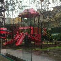 Photo taken at Parque Interlomas by Miguel Y. on 1/15/2012