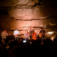 Photo taken at Cumberland Caverns by Ashley J. on 8/11/2012
