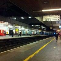 Photo taken at Coventry Railway Station (COV) by Radu S. on 11/24/2011