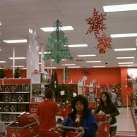 Photo taken at Target by TJ M. on 12/4/2011