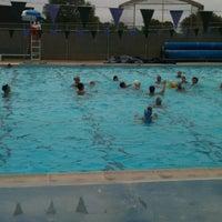 Photo taken at Kearny Mesa Recreation Center by Cynthia R. on 8/24/2012