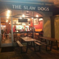Photo taken at The Slaw Dogs by James W. on 1/16/2011