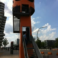 Photo taken at View Point Hamburg by Jan J. on 6/30/2012