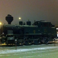Photo taken at VR Joensuu by Piero T. on 1/3/2012