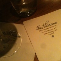 Photo taken at The Harrison by Neil J. on 3/11/2011