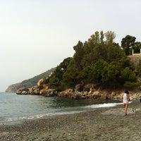 Photo taken at La Herradura Beach by Isaak G. on 9/23/2011