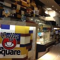 Photo taken at Coffee Square by Eduardo P. on 5/17/2012