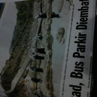 Photo taken at Kabar Priangan by Duddy R. on 8/30/2012