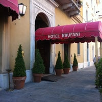 Photo taken at Hotel Brufani by Anton M. on 7/29/2011