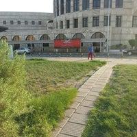 Photo taken at CBA - KU by Princess N. on 9/12/2012