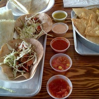 Photo taken at Carbon Live Fire Mexican Grill by Dana T. on 7/24/2012