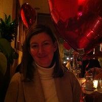Photo taken at Lavandou Restaurant by Andrew M. on 2/15/2012