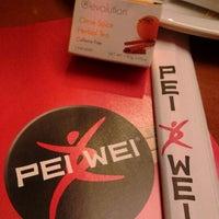 Photo taken at Pei Wei by Carol Ann C. on 1/11/2012