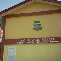 Photo taken at Kg Sg Melayu by Mkn A. on 1/20/2012