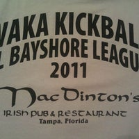 Photo taken at WAKA Kickball Field by Brian M. on 10/7/2011