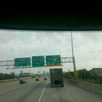 Photo taken at Stevenson Expressway (I-55) by J.R. H. on 9/29/2011
